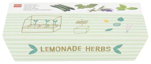 kit pour cultiver des herbes à limonade - 41810101 - HEMA