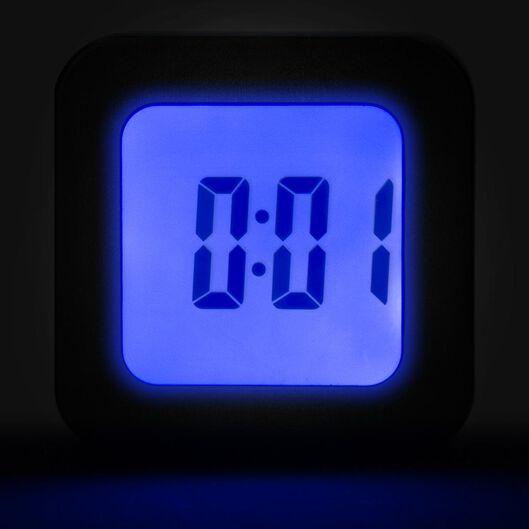 réveil de voyage digital - 13780002 - HEMA