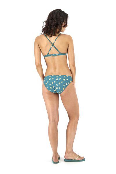 women's bikini bottoms dark green dark green - 1000017955 - hema