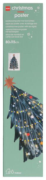 kerstboomposter met LED licht 80x115 - 25580009 - HEMA