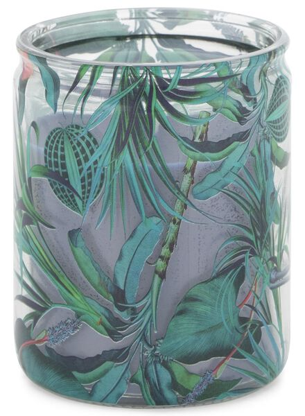 small candle vase - Ø 5.5 cm - blue - 13501990 - hema