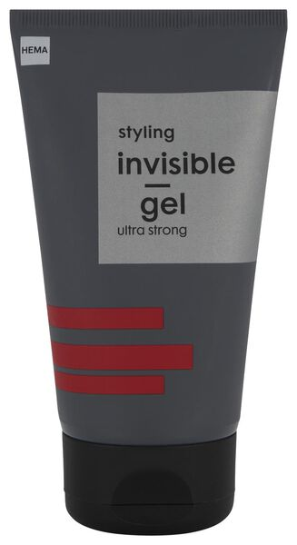 styling gel invisible extra strong 150ml - 11077114 - HEMA