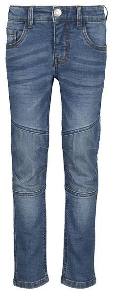 children's jog denim jeans regular fit mid blue mid blue - 1000017876 - hema