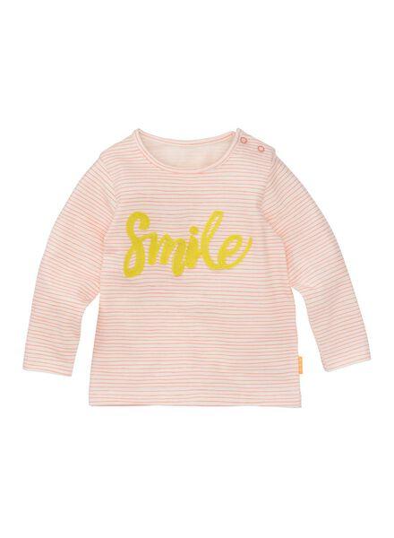 baby T-shirt orange orange - 1000007281 - hema
