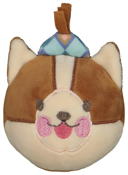 peluche hamster - Carlos - 15950013 - HEMA