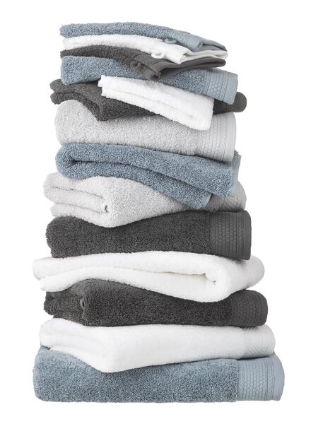 petite serviette - 33x50 cm - hôtel - blanc blanc petite serviette - 5205010 - HEMA
