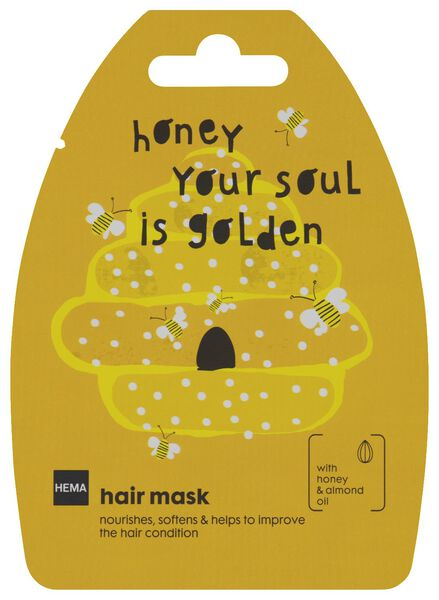 HEMA Masque Pour Cheveux Miel - 20 G