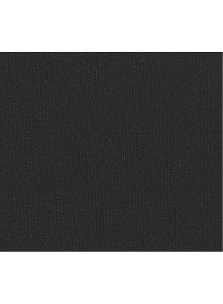 women's thong second skin micro black black - 1000001841 - hema