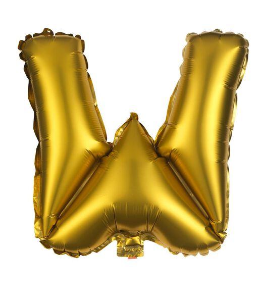 ballon alu W doré W - 14200261 - HEMA