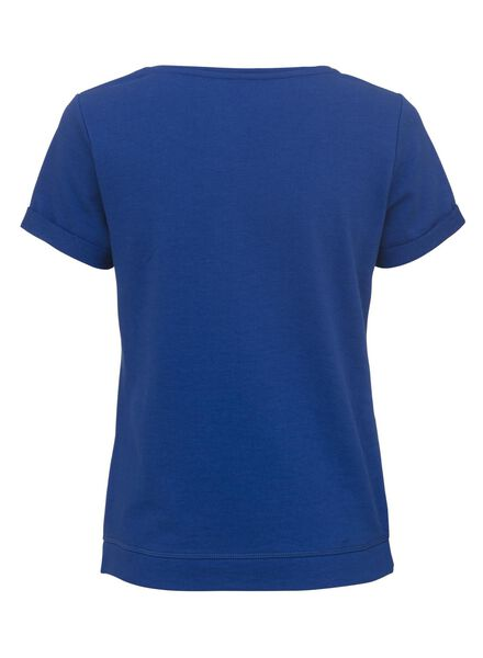 women's top cobalt blue cobalt blue - 1000006756 - hema