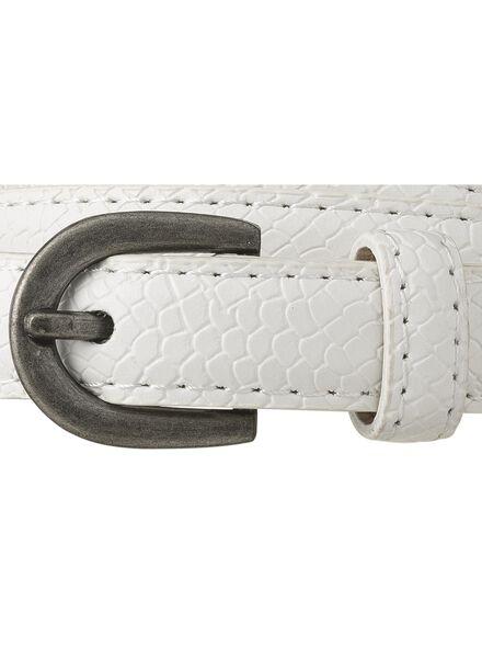women's belt off-white off-white - 1000006466 - hema