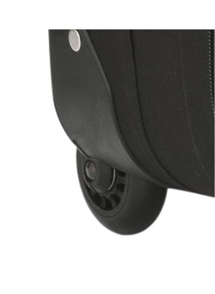 valise S 55 x 35 x 20 noir - 18600251 - HEMA