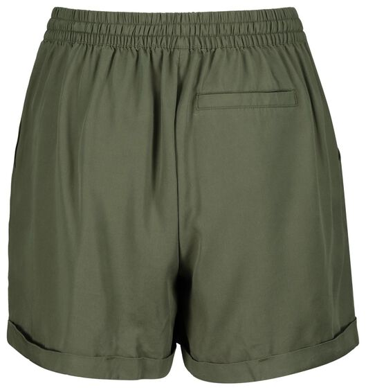 women's shorts army green army green - 1000019599 - hema