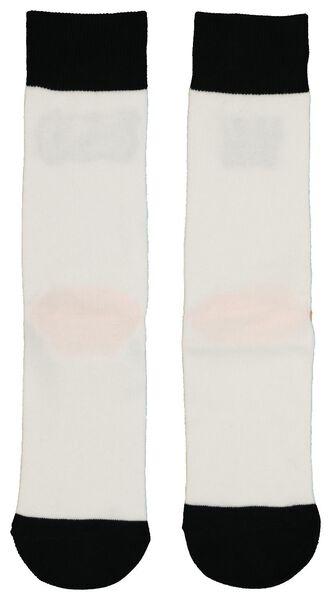 chaussettes pointure 36- 41 Halloween boo - 25200511 - HEMA