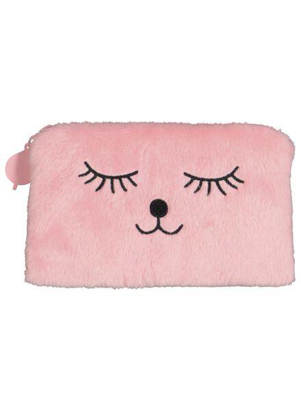 make-up bag - 3 x 17 x 11 - recycled - 11890401 - hema