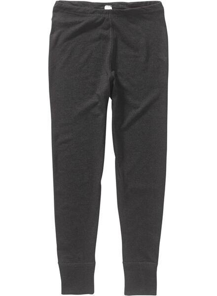 thermal trousers, long black black - 1000006902 - hema