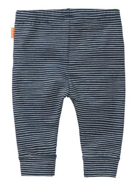 baby leggings dark blue dark blue - 1000007199 - hema