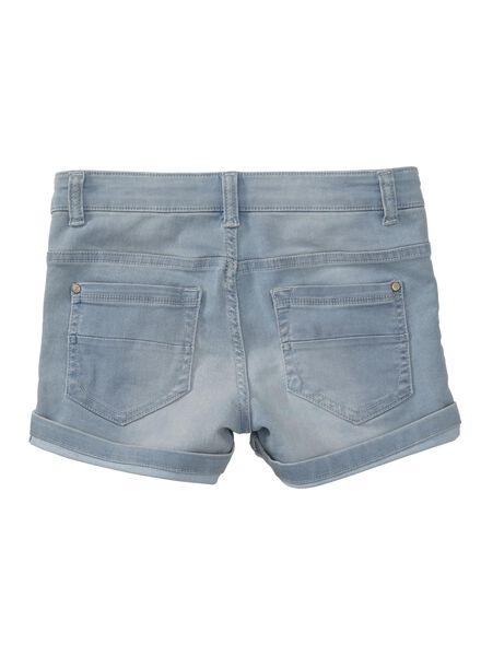 children's shorts light blue light blue - 1000006661 - hema