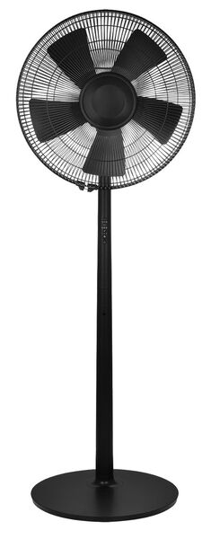 edler Standventilator mit Fernbedienung, 135 cm, schwarz - 80060021 - HEMA