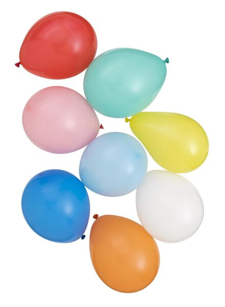 50-pack balloons - 14230011 - hema