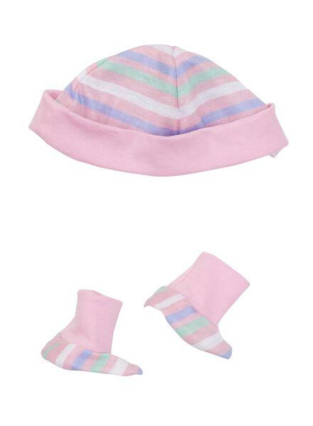 bonnet et chaussettes poupée - 15130064 - HEMA