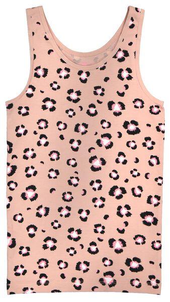 2er-Pack Kinder-Hemden, Blumen, Baumwolle/Elasthan hellrosa 146/152 - 19340556 - HEMA