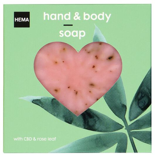 hand & body soap 75 grams - 11330106 - hema