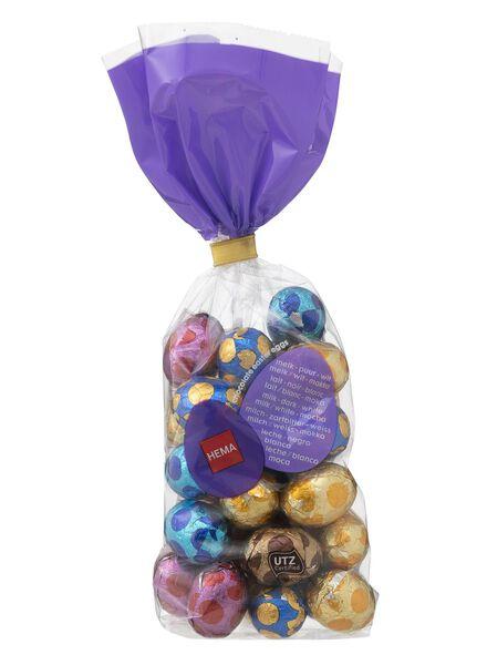 œufs en chocolat assortis - 10092003 - HEMA