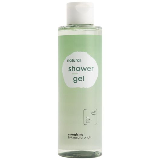 gel douche végan - naturel - 11310339 - HEMA