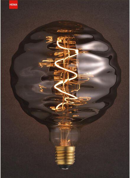 LED-Lampe, 4W, 100Lumen, Kugel, Titan - 20020088 - HEMA