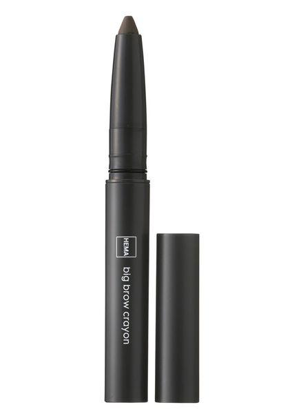 eyebrow pencil extra thick dark brown - 11214117 - hema