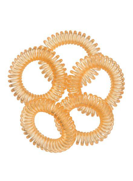 5-pack spiral elastics - 11870027 - hema