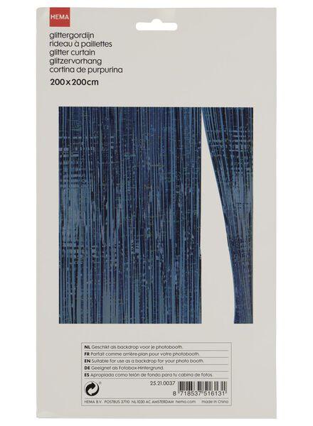 Glitzervorhang, 200 x 200 cm - 25210037 - HEMA