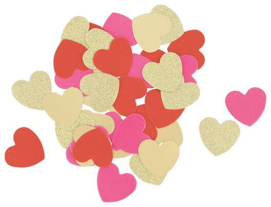 confettis petits cœurs Saint-Valentin - 60800818 - HEMA