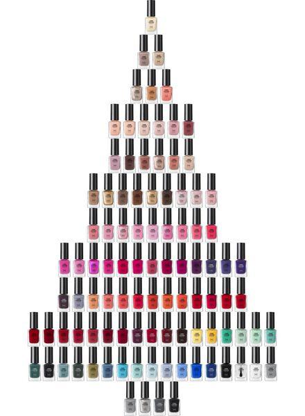 long-lasting nail polish - 11240010 - hema