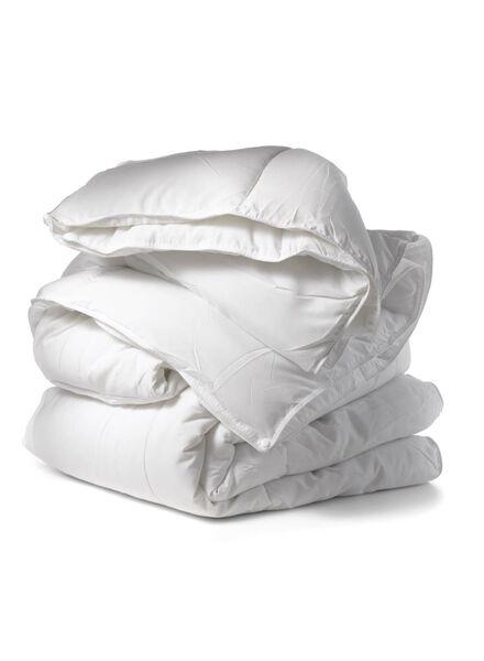 4 seasons duvet - synthetic white white - 1000014205 - hema
