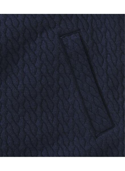 children's dress dark blue dark blue - 1000005694 - hema