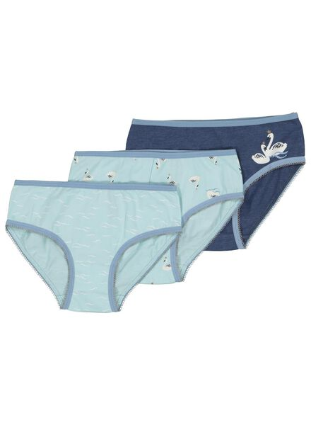 3-pack children's briefs mint green mint green - 1000014991 - hema