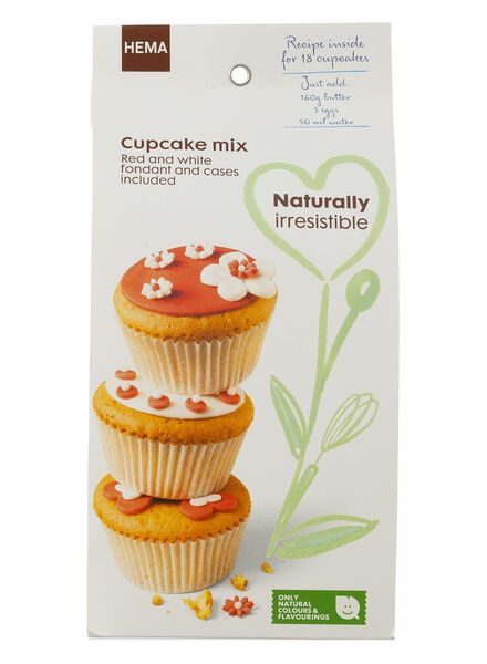 Baking mix for cup cakes - 10260084 - hema