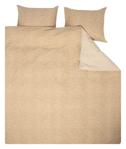duvet cover - soft cotton white white - 1000018656 - hema