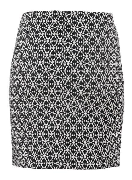 women's skirt dark blue dark blue - 1000007497 - hema