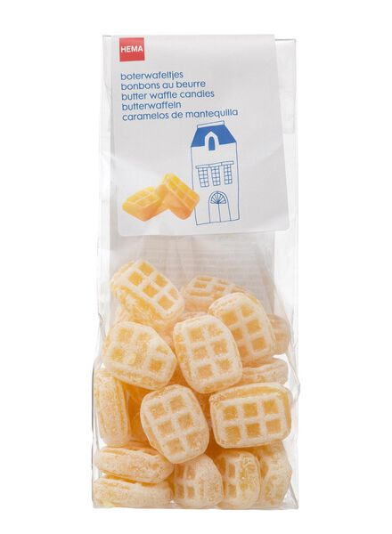 traditional Dutch butter wafers 140 grams - 10500016 - hema