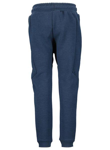 pantalon enfant bleu foncé bleu foncé - 1000017009 - HEMA