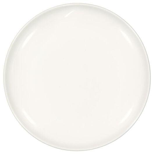 petite assiette - 20 cm - Rome - new bone - blanche - 9602043 - HEMA