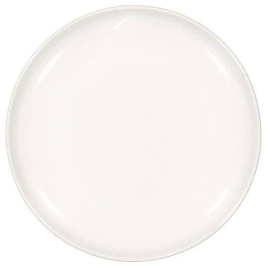 breakfast plate - 20 cm - Rome - new bone - white - 9602043 - hema