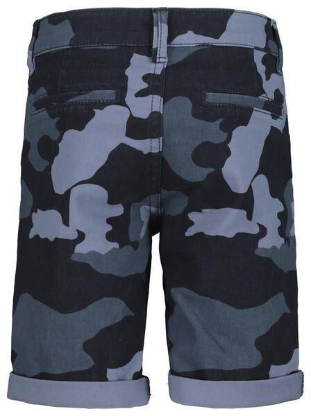children's shorts comfy fit blue blue - 1000018950 - hema