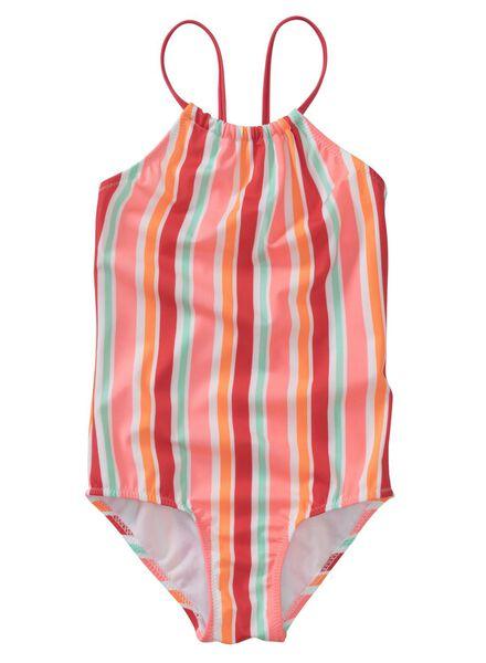 Kinder-Badeanzug rosa rosa - 1000012948 - HEMA