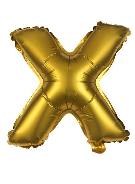 Folienballon X - 60810170 - HEMA