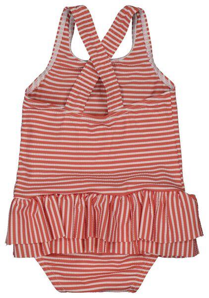 baby swimsuit pink pink - 1000018565 - hema