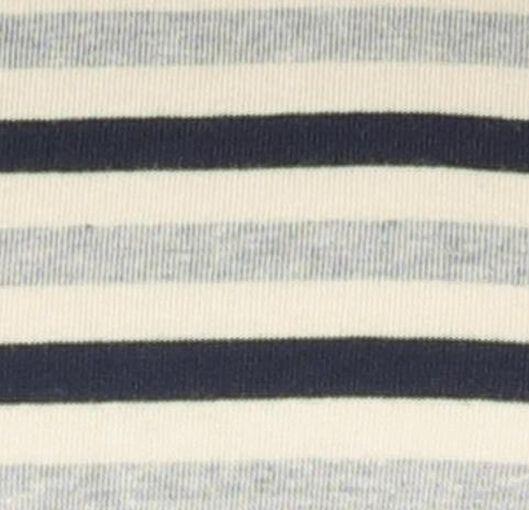 children's T-shirt dark blue dark blue - 1000020357 - hema